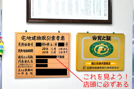 不動産の登録免許番号とは?